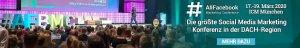 AllFacebook Marketing Conference 2020 @ ICM – Internationales Congress Center München