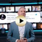 Dirk Videoleinwand 360 Grad