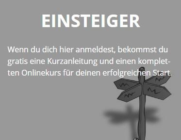 Cover Einsteiger 1