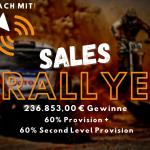 Sales Rallye Facebook 2